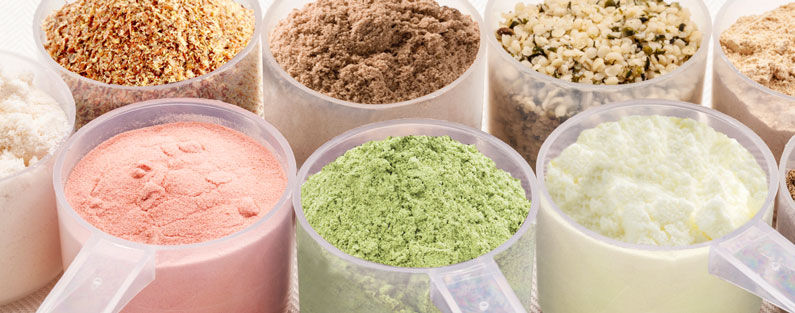 Musculation et compléments alimentaires en poudre : avis, dosage, conseil