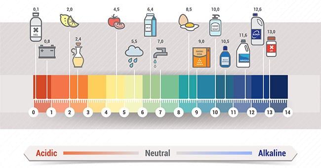 equilibrio acido-base nozione